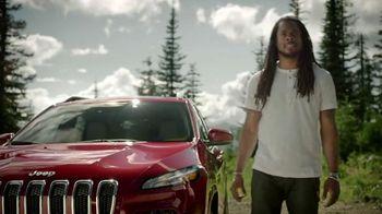 Jeep Celebration Event TV Spot, 'Mt. Rainier' Featuring Richard Sherman [T2] - Thumbnail 8