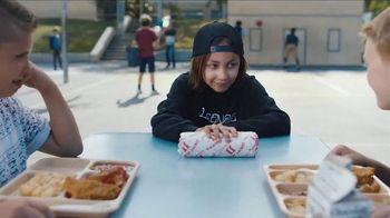 Jimmy John's TV Spot, 'Jimmy John's Saves the Day: School Lunch'