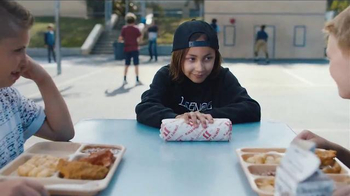 Jimmy John's TV Spot, 'Jimmy John's Saves the Day: School Lunch'