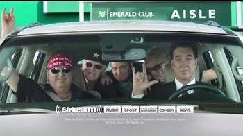 National Car Rental TV Spot, 'Lovin' Every Minute' Feat. Patrick Warburton