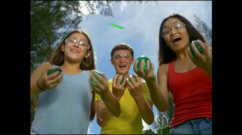 Battle Balloons Slime TV Spot, 'Time for Some Serious Slime' - 32 commercial airings