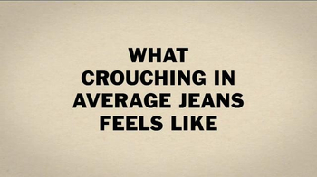 Duluth Trading Ballroom Jeans TV Spot, 'Crouch Without the Ouch' - Thumbnail 1