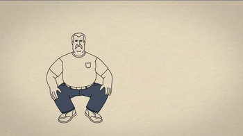 Duluth Trading Ballroom Jeans TV Spot, 'Crouch Without the Ouch' - Thumbnail 5
