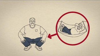 Duluth Trading Ballroom Jeans TV Spot, 'Crouch Without the Ouch' - Thumbnail 6
