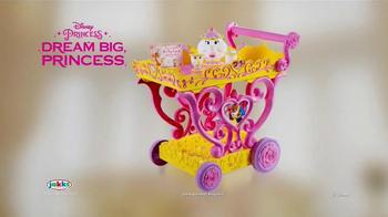 Disney Princess Belle Musical Tea Party Cart TV Spot, 'Magical Treat' - Thumbnail 10