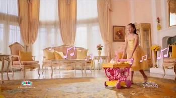 Disney Princess Belle Musical Tea Party Cart TV Spot, 'Magical Treat' - Thumbnail 2