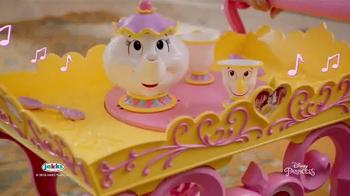 Disney Princess Belle Musical Tea Party Cart TV Spot, 'Magical Treat' - Thumbnail 4