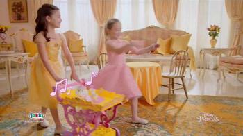 Disney Princess Belle Musical Tea Party Cart TV Spot, 'Magical Treat' - Thumbnail 8