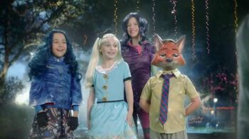Party City TV Spot, 'Thrillerize Halloween: Disney Costumes' - 409 commercial airings