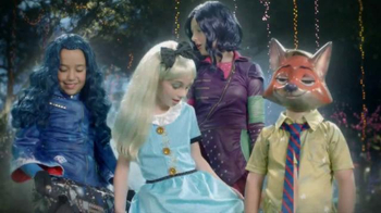 Party City TV Spot, 'Thrillerize Halloween: Disney Costumes' - Thumbnail 1