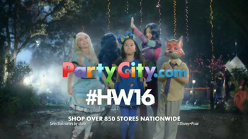Party City TV Spot, 'Thrillerize Halloween: Disney Costumes' - Thumbnail 9