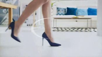 Amopé GelActiv Insoles TV Spot, 'Turn Your Heels Into Sneakers: Secret' - Thumbnail 1