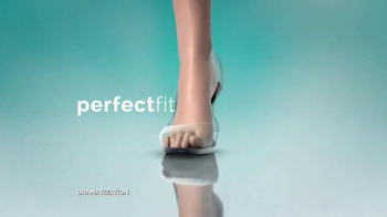 Amopé GelActiv Insoles TV Spot, 'Turn Your Heels Into Sneakers: Secret' - Thumbnail 8