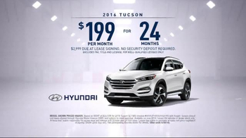 2016 Hyundai Tucson TV Spot, 'Lift' - Thumbnail 7