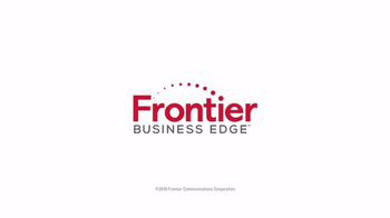 Frontier Business Edge TV Spot, 'Twice the Speed' - Thumbnail 7