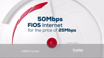 Frontier Business Edge TV Spot, 'Twice the Speed' - Thumbnail 3