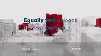 Frontier Business Edge TV Spot, 'Twice the Speed' - Thumbnail 4