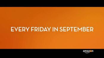 Amazon Prime Instant Video TV Spot, 'Coming This September to Amazon' - Thumbnail 9