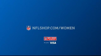 NFL Shop Women's Apparel TV Spot, 'Bicycles' Song by CHAPPO - Thumbnail 7