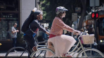 NFL Shop Women's Apparel TV Spot, 'Bicycles' Song by CHAPPO - Thumbnail 1