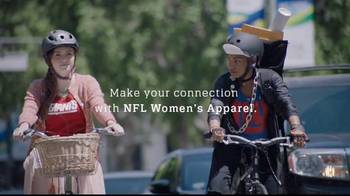 NFL Shop Women's Apparel TV Spot, 'Bicycles' Song by CHAPPO - Thumbnail 5