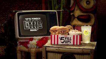 KFC $5 Fill Ups TV Spot, 'Karaoke Romance' Featuring George Hamilton - Thumbnail 10