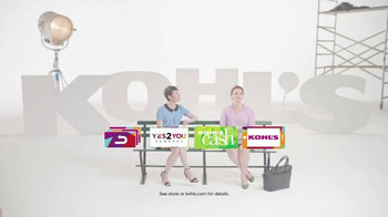 Kohl's Yes2You Rewards TV Spot, 'Get Rewarded for Shopping' - Thumbnail 9