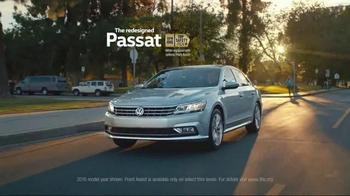 2016 Volkswagen Passat TV Commercial, 'Dad, Stop!' - iSpot.tv