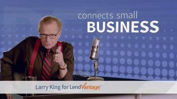 LendVantage TV Spot, 'Capital' Featuring Larry King