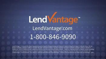 LendVantage TV Spot, 'Capital' Featuring Larry King - Thumbnail 6