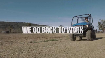 Kawasaki Mule SX TV Spot, 'The Ones Who Get It Done'