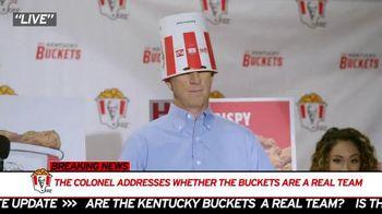 KFC TV Spot, 'Mr. Bucketeer' Featuring Rob Riggle