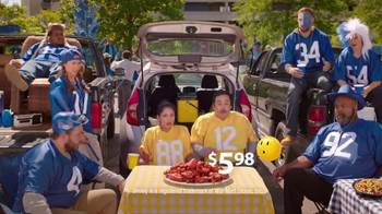 Walmart TV Spot, 'Hot Wings' Song by Fitz and the Tantrums - Thumbnail 5