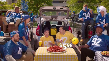 Walmart TV Spot, 'Hot Wings' Song by Fitz and the Tantrums - Thumbnail 6