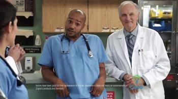 Cigna TV Spot, 'TV Doctors of America' Feat. Patrick Dempsey, Donald Faison - Thumbnail 8
