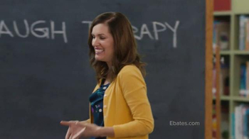 Ebates TV Spot, 'Skeptics Anonymous: Laugh Therapy' - Thumbnail 3