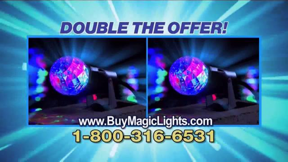 Magic Lights Tv Commercial Dazzle Without Hassle Ispot Tv