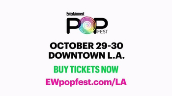 Entertainment Weekly TV Spot, '2016 Entertainment Weekly Popfest' - Thumbnail 6