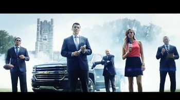 Chevrolet Silverado TV Spot, 'The Journey to ESPN College GameDay: Week 3' - Thumbnail 5
