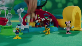 Mickey Mouse Clubhouse Zip, Slide and Zoom Clubhouse TV Spot, 'Come In' - Thumbnail 3