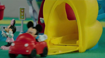 Mickey Mouse Clubhouse Zip, Slide and Zoom Clubhouse TV Spot, 'Come In' - Thumbnail 8