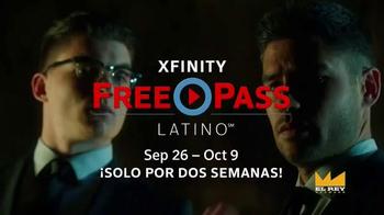 XFINITY Latino Free Pass TV Spot, 'No te lo pierdas' [Spanish] - Thumbnail 7