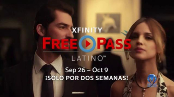 XFINITY Latino Free Pass TV Spot, 'No te lo pierdas' [Spanish] - Thumbnail 8