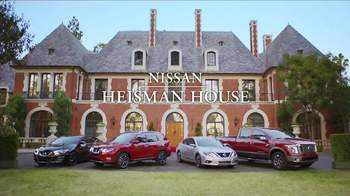 Nissan Armada TV Spot, 'Heisman House: Tebow's Dream' Featuring Tim Tebow - Thumbnail 1