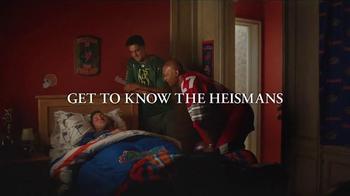 Nissan Armada TV Spot, 'Heisman House: Tebow's Dream' Featuring Tim Tebow - Thumbnail 10