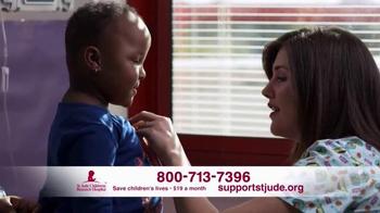 St. Jude Children's Research Hospital TV Spot, 'Hero' - 2372 commercial airings