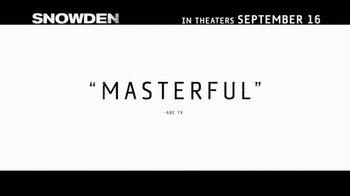 Snowden - Alternate Trailer 19