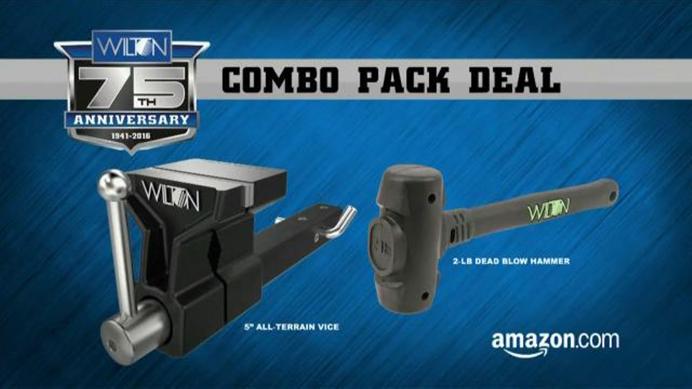 Wilton Tools 75th Anniversary TV Commercial, 'Combo Pack'