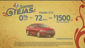 2016 Ford Fusion TV Spot, 'Somos Tejas' [Spanish] - Thumbnail 8