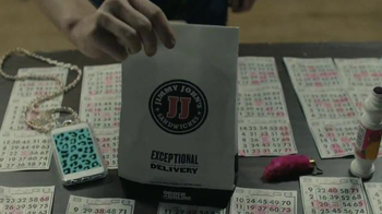 Jimmy John's TV Spot, 'Jimmy John's Saves the Day: Bingo' - Thumbnail 9